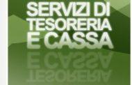 RINNOVO CONVENZIONE DI CASSA - MANIFESTAZIONE D'INTERESSE