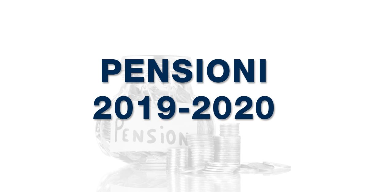 Proroga funzioni - Cessazioni dal servizio del personale scolastico dal 1° settembre 2020.