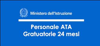 Indizione dei concorsi per titoli per l'accesso ai ruoli provinciali, relativi ai profili professionali dell'area A e B del personale ATA. Indizione dei concorsi nell'anno scolastico 2019-20 -Graduatorie a. s. 2020-21. Sospensione termini.