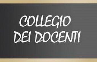 Convocazione Collegio dei docenti per il giorno 25 giugno 2020 alle ore 17.30